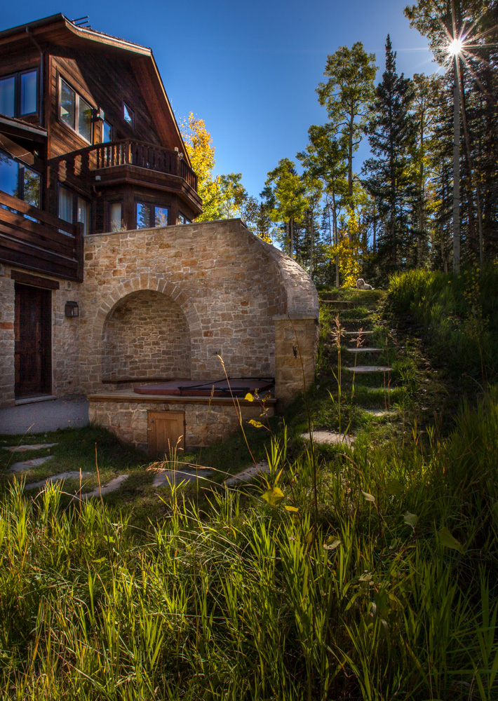 residential masonry in telluride colorado